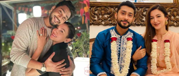 Gauahar Khan Shares Touching Post Thanking Zaid For His Support & It'll Make You Tear Up