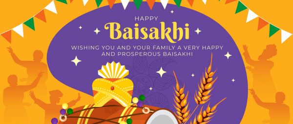 Baisakhi Wishes, Greetings & Messages for 2021