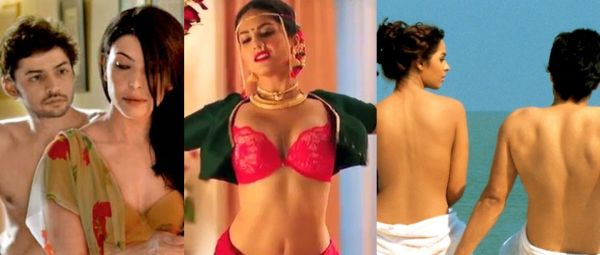 Hot & Sexy Movies in Bollywood in Hindi