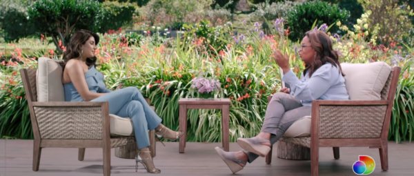 The Promo Of Priyanka Chopra's Interview With Oprah Is Here & We're Beyond Excited!