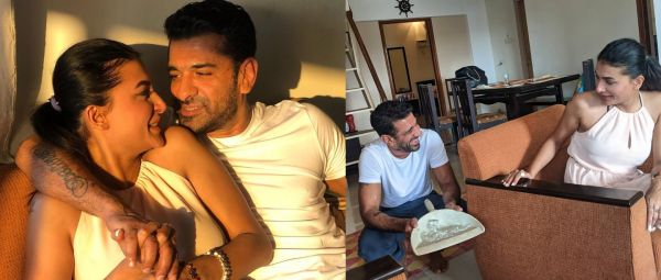 पवित्रा और एजाज खान, eijaz khan and pavitra punia planning to move in together