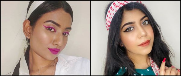 5 Retro Makeup Looks That Our MyGlammXO Beauty Creator Fam Is Currently Rocking