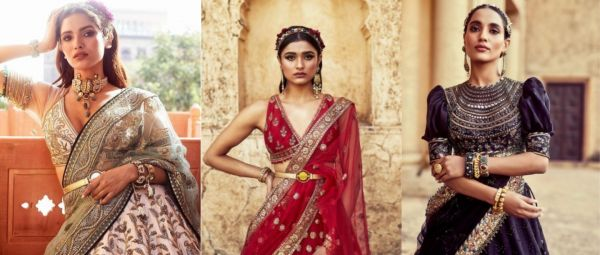 Designer JJ Valaya Predicts 5 Bridal Blouse Trends That Are Sure To Go Big In 2021