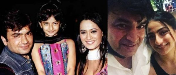 after 13 years shweta tiwari ex husband raja chaudhary met daughter palak