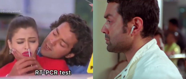 WTF! Bobby Deol Predicted The Pandemic Years Ago & Our Lives Will Never Be The Same Again