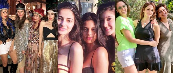Bollywood actresses who are best friends in real life