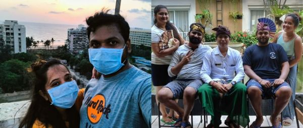 Blessing Or A Curse? This Couple Spent 3 Months Stranded In Bali During The Lockdown