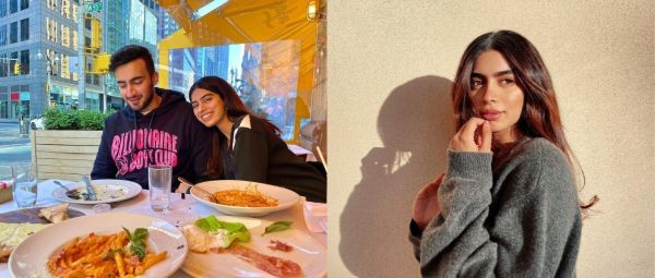 Khushi Kapoor Posts Pic With A Mystery Man & Her BFF's Reaction Is Making Us Suspicious
