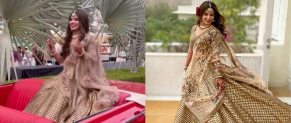 We Stan This Queen! Done With Sexist Traditions, This Bride Decided To Have Her Own Baraat