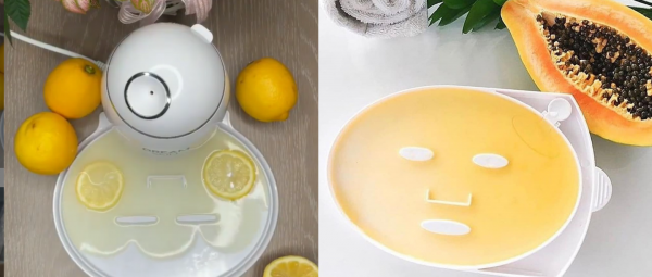 Calling All DIY Skincare Junkies: This Machine Lets You Make Your Own Face Masks At Home!