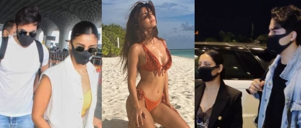 celebrities who leave india during corona wave