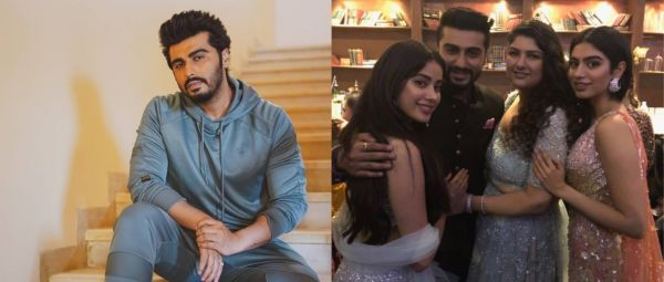 Touchwood! Arjun Kapoor Being All Proud Of Khushi & Janhvi Is The Cutest Thing Ever