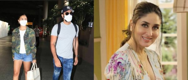 What About Ranbir? Netizens Question Kareena Kapoor After Her Post On COVID-19 Safety