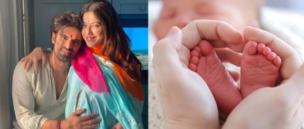 Tv Actor Mohit Malik And Aditi Malik blessed with a baby boy