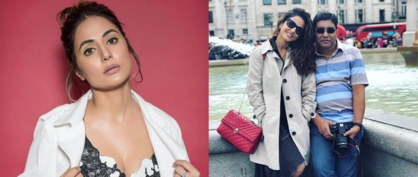 I'm Daddy's Strong Girl: Hina Khan On Her Father's Demise & COVID-19 Diagnosis