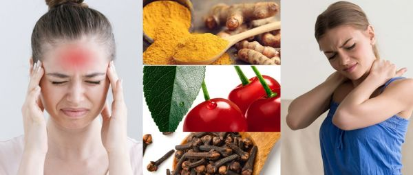 नैचुरल दर्द निवारक, Natural Pain killer to Get Rid of Pain in Hindi