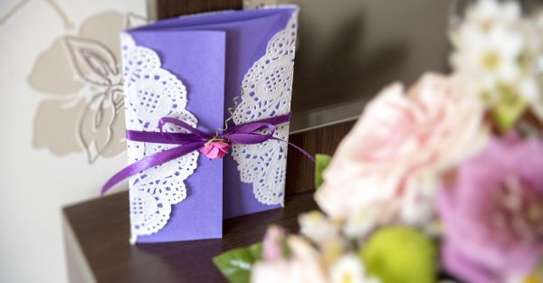 12 AMAZING Wedding Invites To Take Inspiration From... We LOVE!