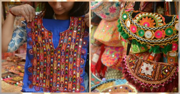 Forget Sarojini! Janpath Market Is Bound To Become Your Favourite Place To Shop