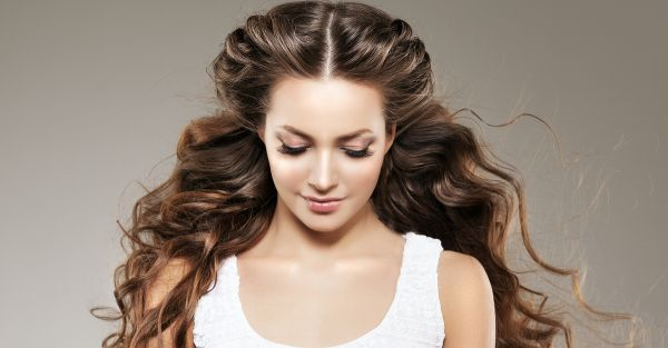 7 Easy, Pretty Hairstyles For Girls With Wavy Or Curly Hair!