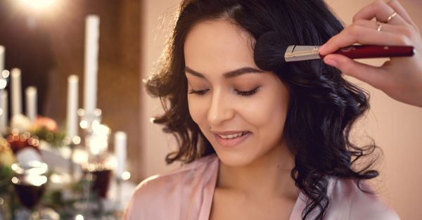 11 Genius Makeup Tips For Brides With Oily Skin!