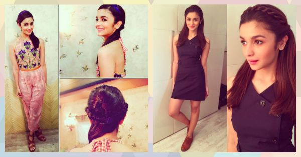 How To Have The CUTEST Hairstyle Every Day - Just Like Alia!