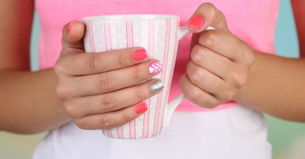 WHAT? Your Nail Polish Can Make You Gain Weight?!