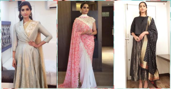13 Stunning Sonam Kapoor Outfits To Inspire Your Shaadi Style!