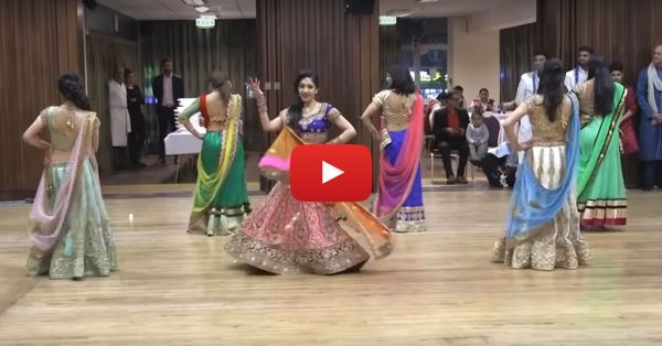 This Bride's Dance For Her Groom Is So Adorable… You Will LOVE!