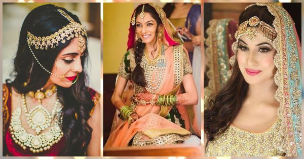 5 Gorgeous Brides Who Left Their Hair Open For The Shaadi!