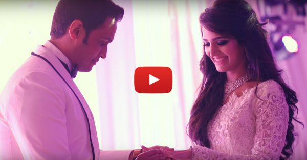 This Bride Sang For Her Wedding & It's Just SO Beautiful!
