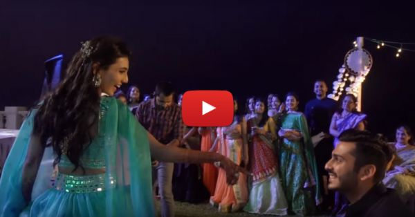 This Bride's Dance On Her *Mehendi* Is Just So Adorable!