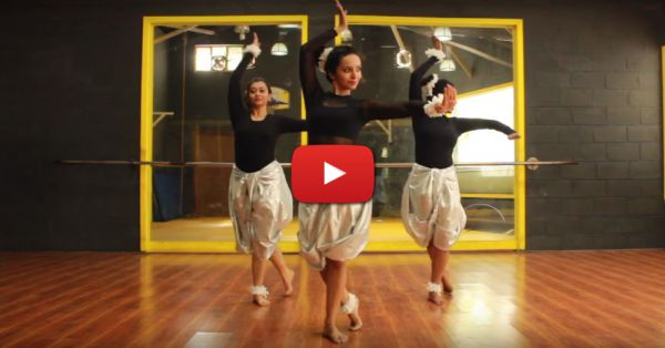This Indian Choreography On 'Shape Of You' Is Just Beautiful!