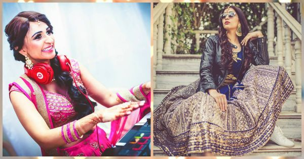 #Bridechilla: 10 Desi Brides Who Had A Blast At Their Wedding!