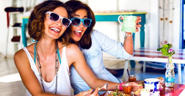 11 Reasons You Should Plan A Trip With Your BFFs… Right Now!