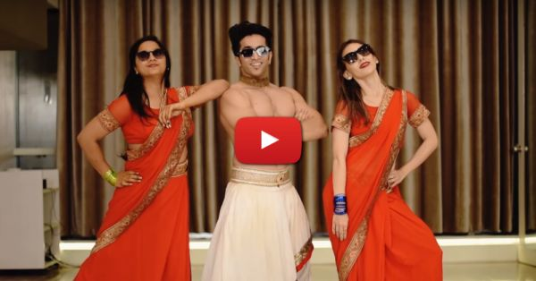This New 'Kala Chashma' Dance Video Is Just SO Much Fun!