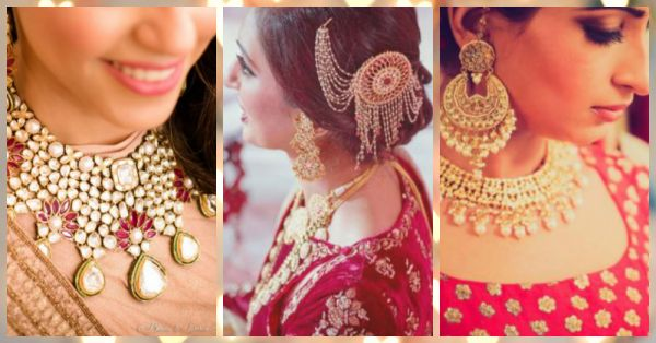 25 Of The Most *Stunning* Bridal Jewellery (In Pictures!)
