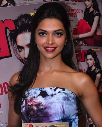 Deepika Padukone S Pouf Hairstyle 3 Simple Steps Popxo