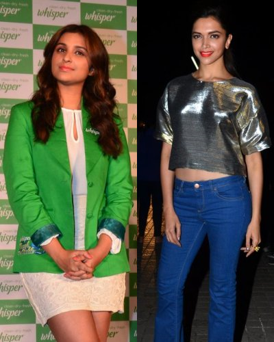 #GirlPower: Bow Down to Parineeti and Tip Your Hat to Deepika! They ROCK