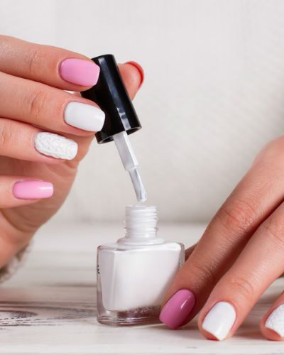 #ProManicure: The 5-Step Guide To Painting Your Nails Like A Pro