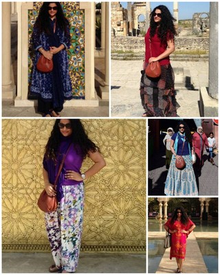 How to Look Modest Yet Fashionable When Travelling to a Conservative Country!