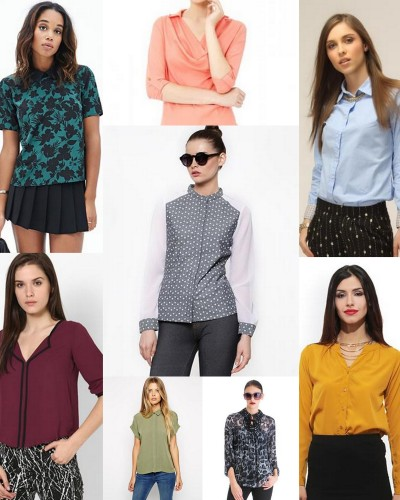 #SavvyShopper: 10 Amazing Tops for Work You HAVE to Buy Now!