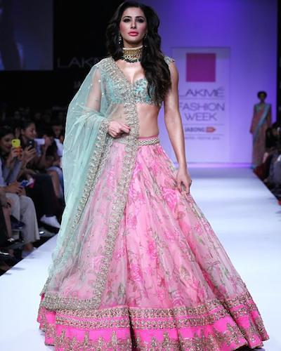 Fashion Meets Fitness: Get in Shape for the Wedding Lehenga!