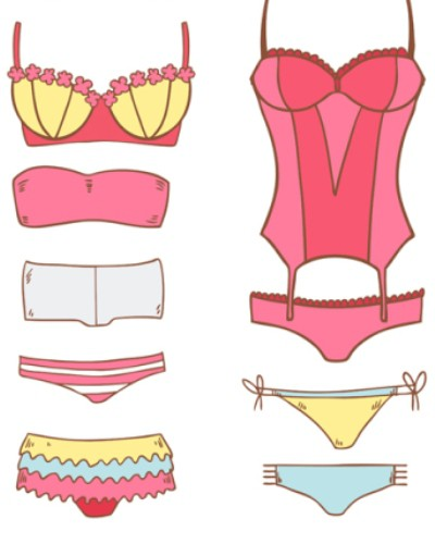 #SavvyShopper: 10 Kinds of Lingerie Every Woman Should Own