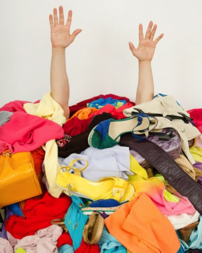 #ThrowItOut: 7 Items That Are Wasting Space in Your Closet!