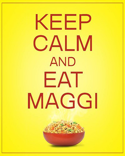 10 Times When Only Mom's Maggi Will Do the Trick!