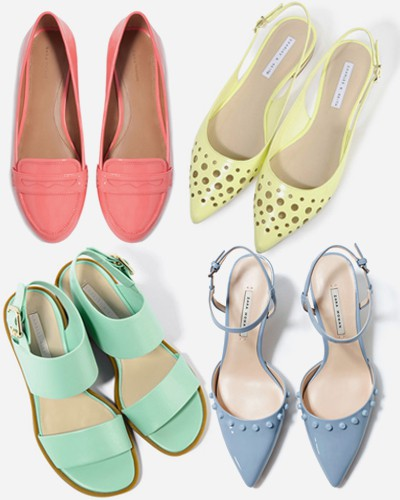 10 Adorable Shoes You'll Want to Flaunt This Spring!