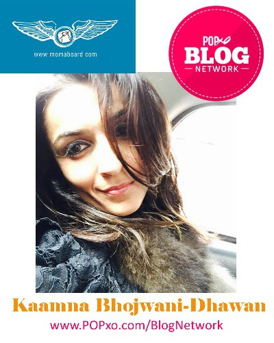 Kaamna Bhojwani of MomAboard Joins The POPxo Blog Network