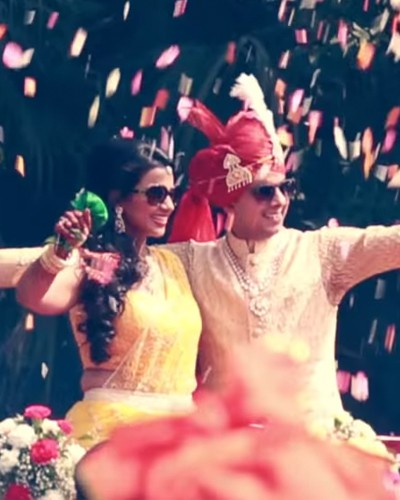 Drama, Masti, Madness - This Wedding Mashup Has It ALL!