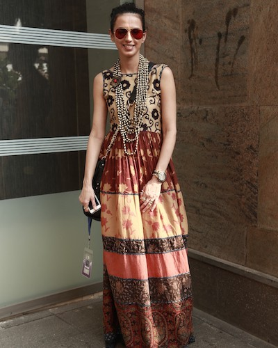 Aparna Badlani at Lakme Fashion Week SS15