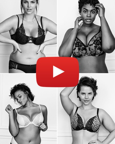 #Sexy: A Lingerie Ad That Celebrates OUR Bodies? Hell, YEAH!